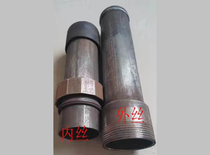 57螺旋式声测管